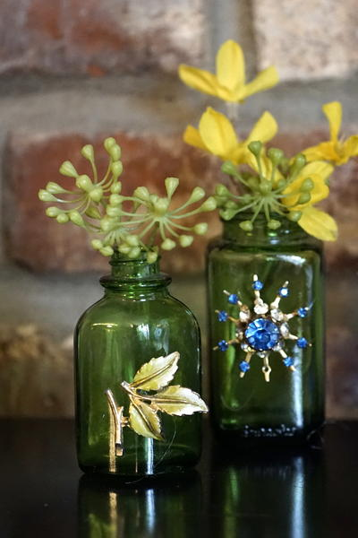 Decorative Glass Bottles