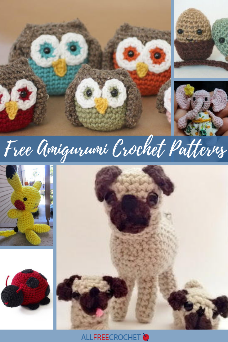 Birds Archives - Amigurumi Today | 1102x735