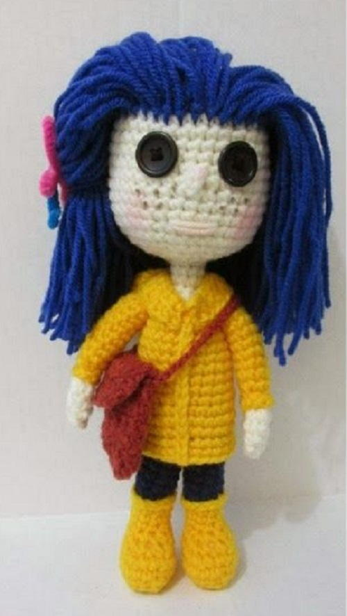 Coraline Doll Allfreecrochet Com