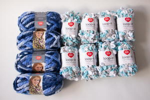 Red Heart Irresistible Yarn Bundle Giveaway