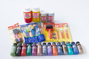 Plaid FolkArt Paint and Mod Podge Craft Supplies Giveaway
