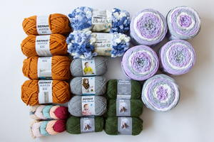 Bernat Baby Blanket Yarn Bundle Giveaway