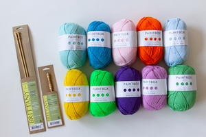 LoveKnitting Paintbox Yarn and Notions Giveaway