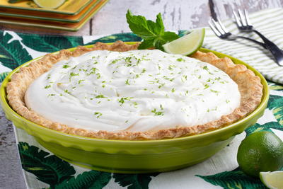 Easy Breezy Key Lime Cheesecake