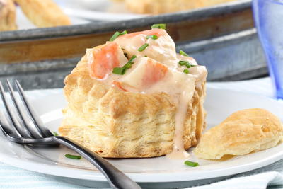 Shortcut Lobster Newburg