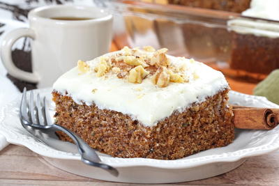 Farmhouse Sweet Potato Cake