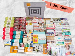 Countdown to Summer Supreme Crafter Grand Prize Giveaway