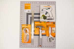 Fiskars Cutting Supplies, Glue Gun & Ruler Giveaway