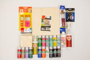 Ultimate Plaid Mod Podge Supplies Giveaway
