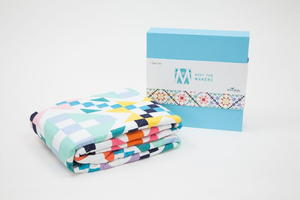 Riley Blake Meet the Makers Quilt Kit & Fabric Giveaway