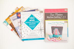 Ultimate Quilter's Book Bundle Giveaway