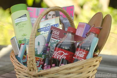 Celebrate Summer with a Pedicure Gift Basket