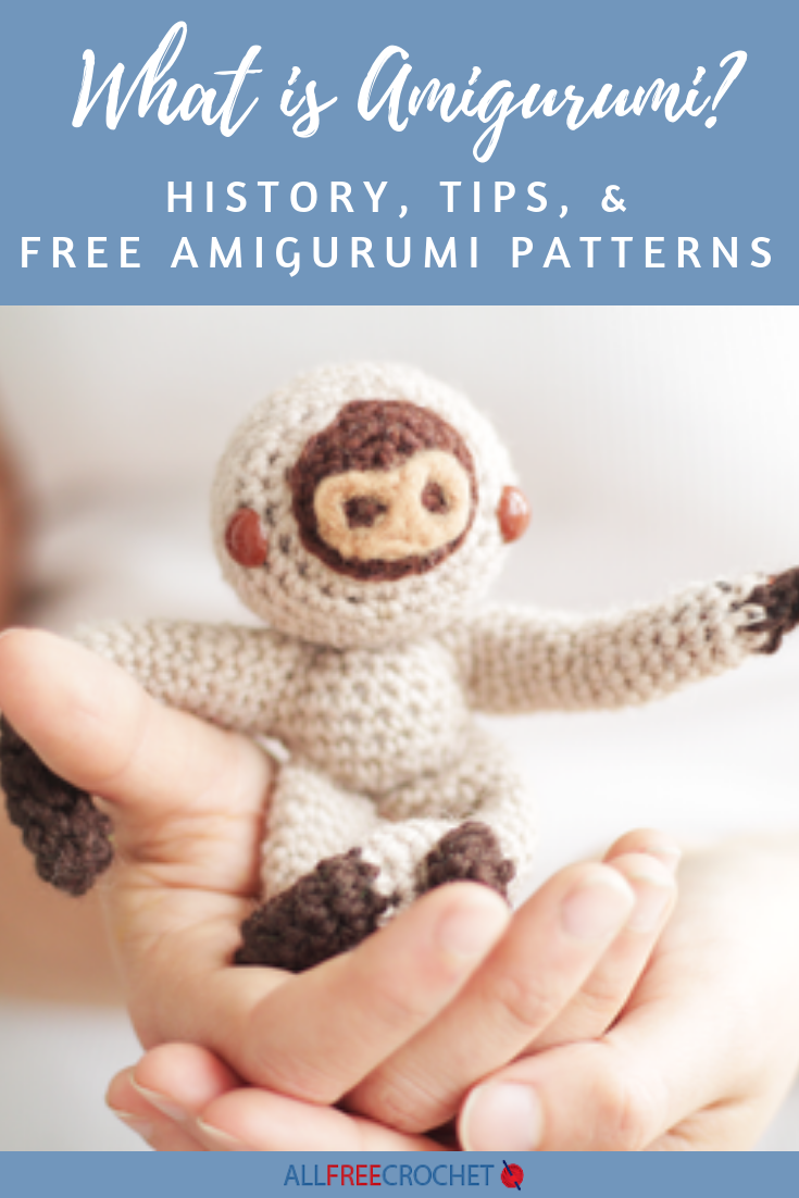Amigurumi: All You Need to Know About Japanese Crochet | 1102x735