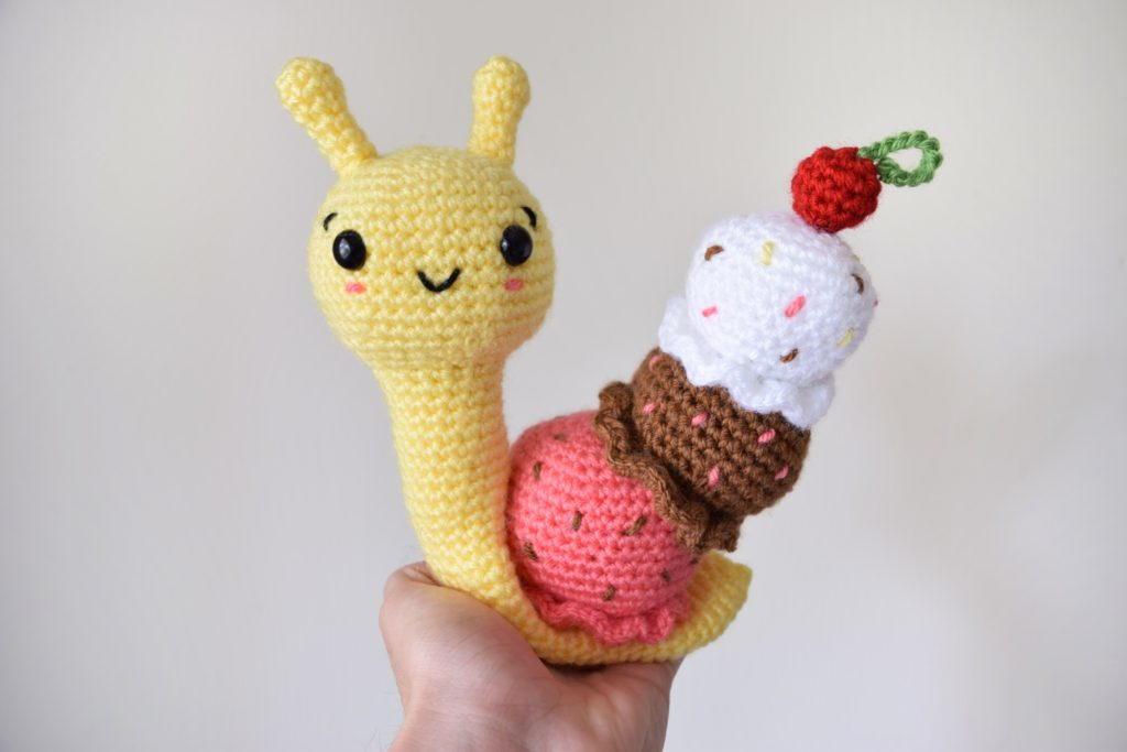 Crochet Toy Banana Free Pattern | 683x1024