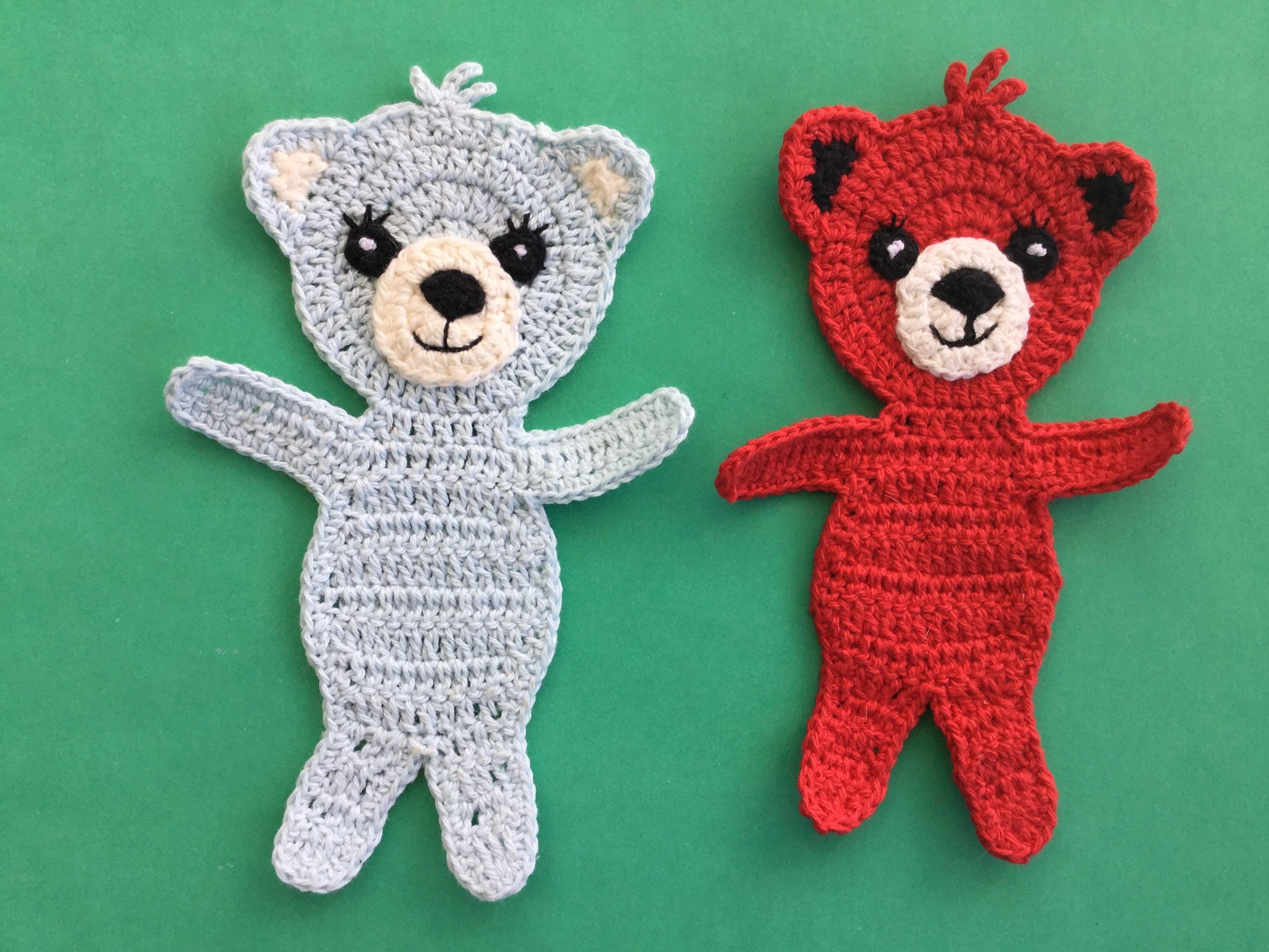 PDF DOWNLOAD Easy Crochet pattern Teddy bear pattern by PatternsDG ... | 2448x3264