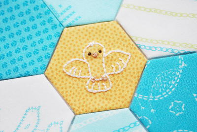 Easiest Dove Embroidery Pattern