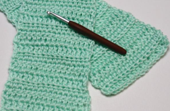 Basic Beginner Crochet Scarf New Large600 ID 3381650