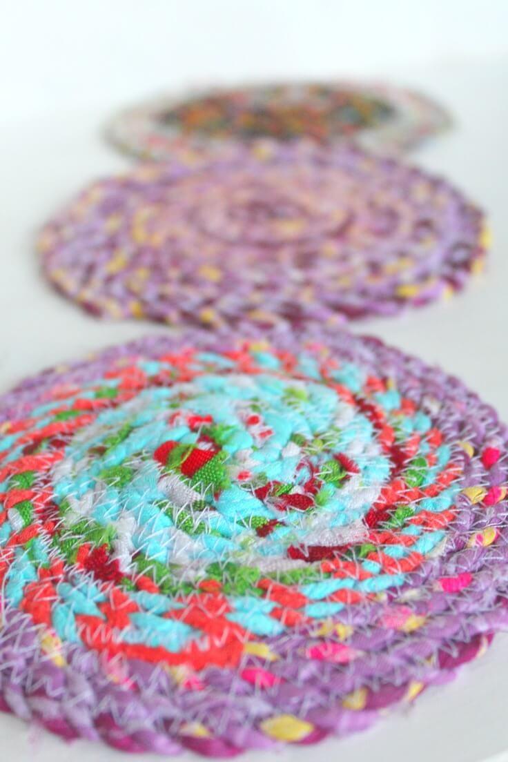 How To Make Fabric Trivets Favecrafts Com