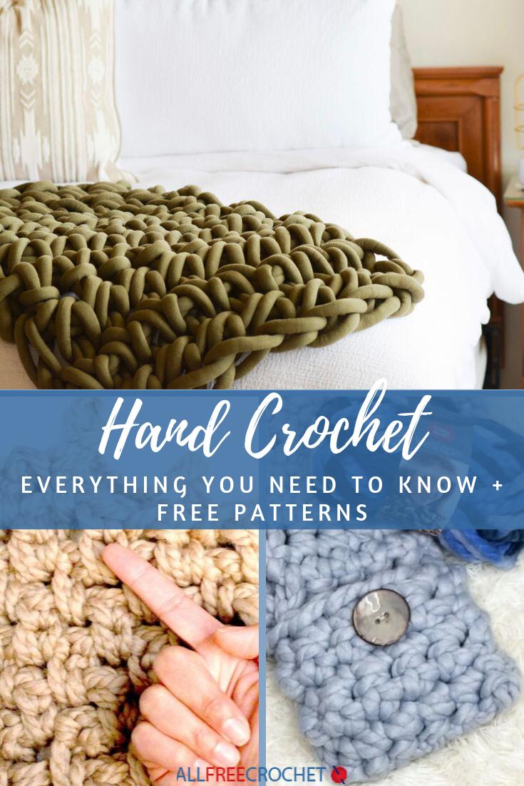 Hand Crochet ExtraLarge800 ID 3392965