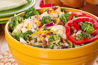 Best Broccoli Salad