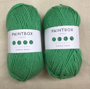 Paintbox Spearmint Green Yarn Bundle Giveaway