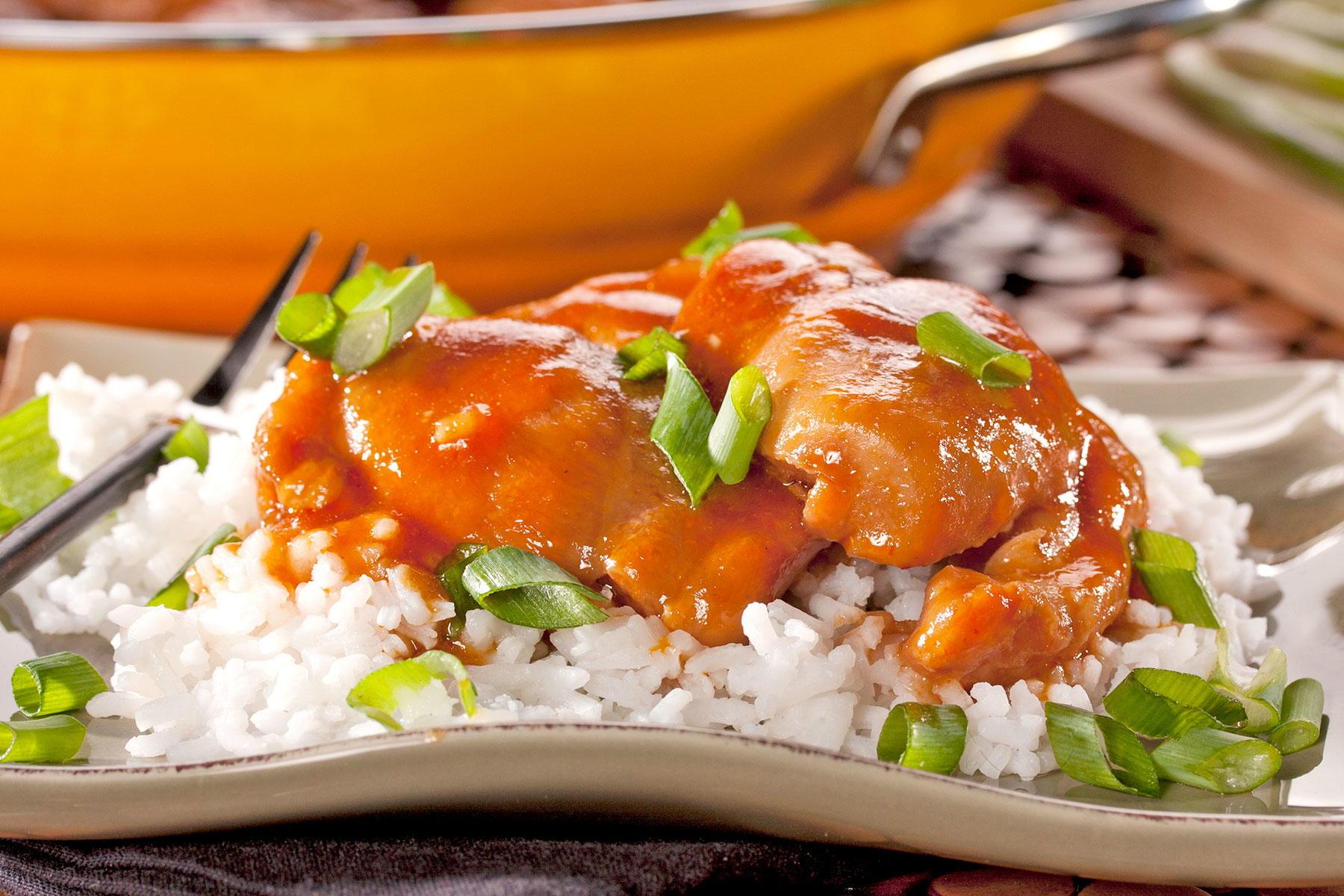 Chicken Spareribs Mrfood Com