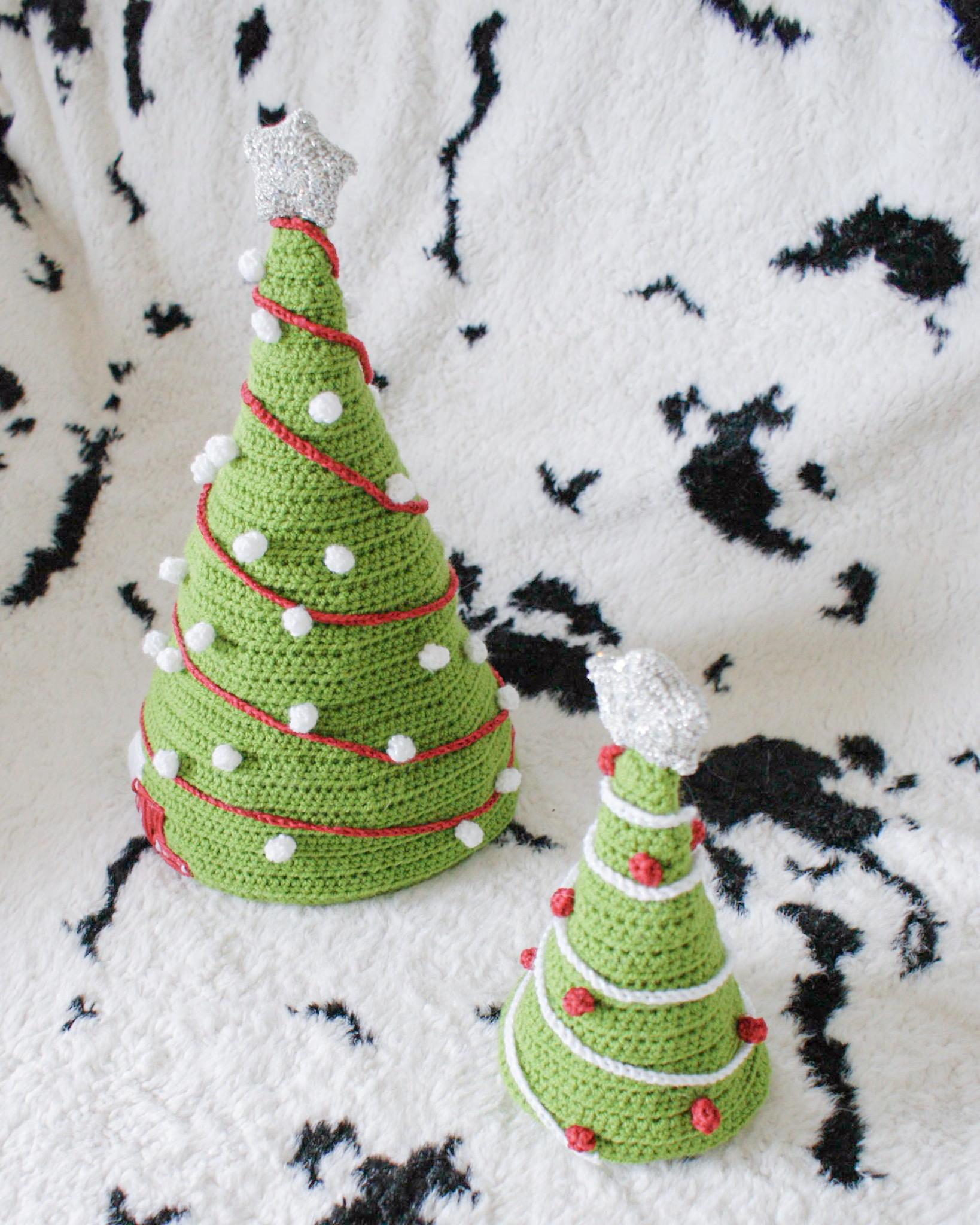Doras Crochet Christmas Tree Hat Allfreecrochet Com