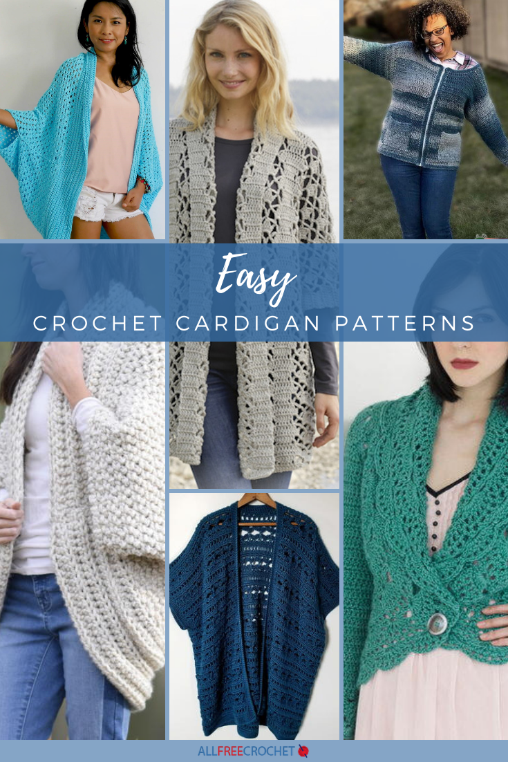 """DK Crochet Pattern ladies  Cardigan Waistcoat Size  30 44/"""""""