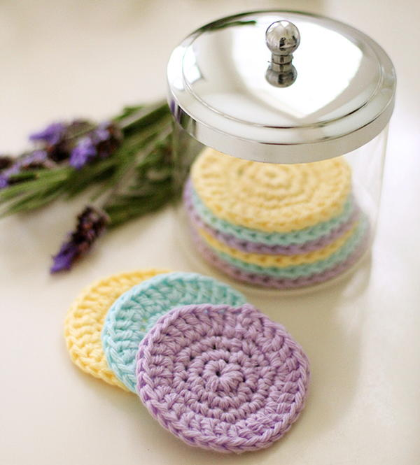 Reusable Crochet Scrubbies