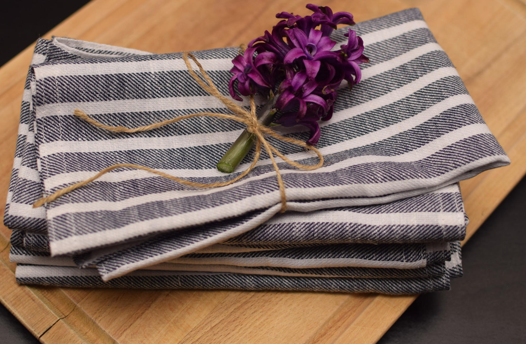 Tutorial Easy Linen Napkins Allfreesewing Com