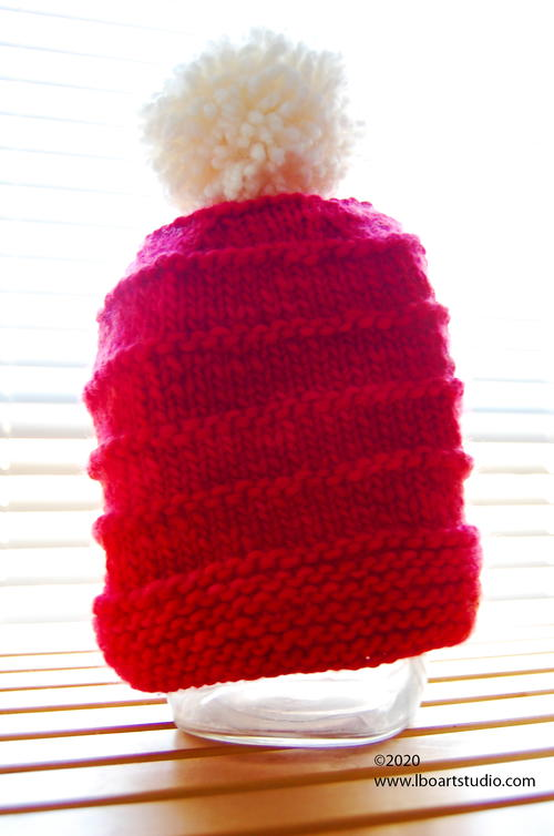 Beginner Baby Hat Pattern With Sizes For The Whole Family