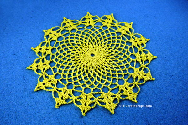 Small Doily Pattern