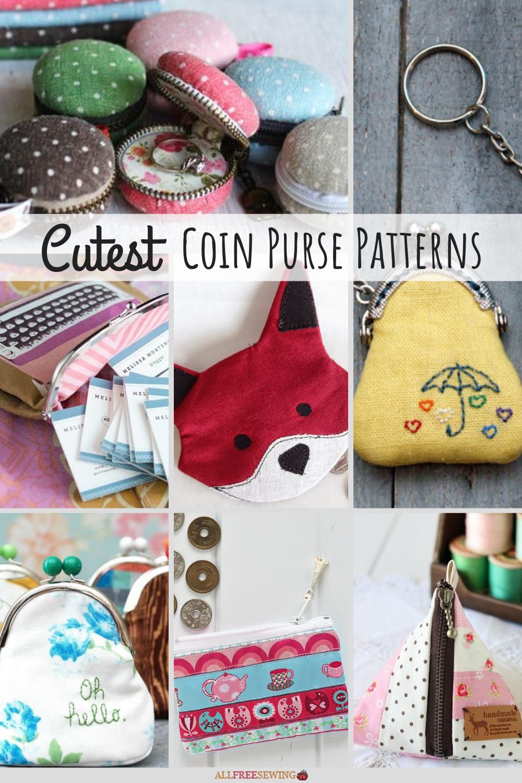 gifts for girls clutch purse pouch purse pouch bag Handmade mini purse coin purse coin bags handmade clutch bag coin bag coin pouch