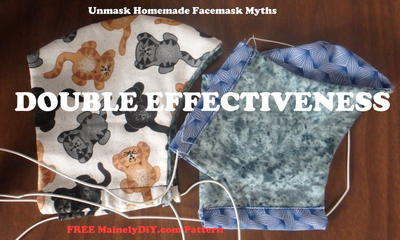 Unmask The Myth About Homemade Face Masks