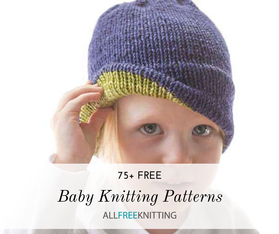 75+ Free Baby Knitting Patterns for 2020 |