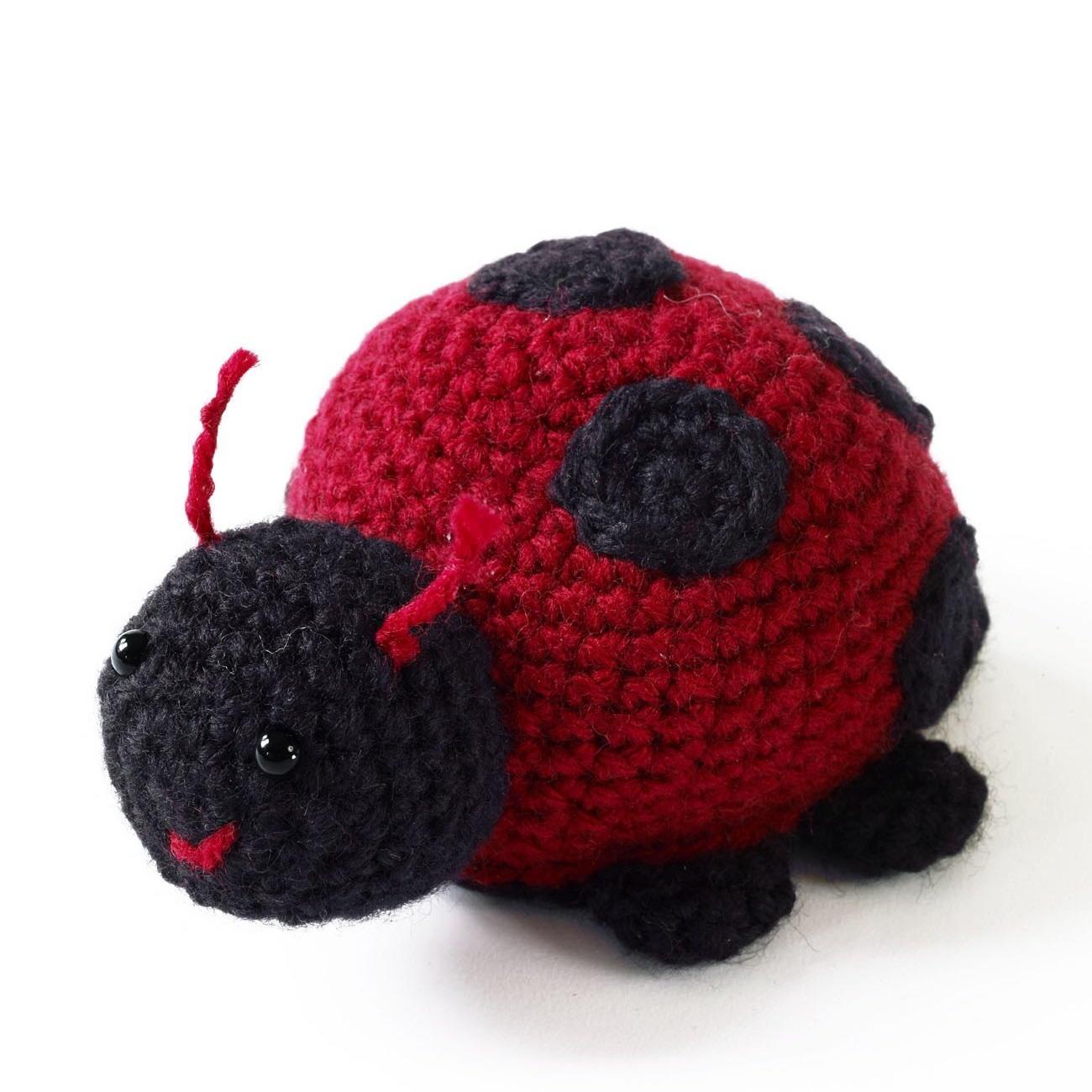 Crochet Pattern Doll in a Ladybug outfit Amigurumi (LittleOwlsHut ... | 1300x1300
