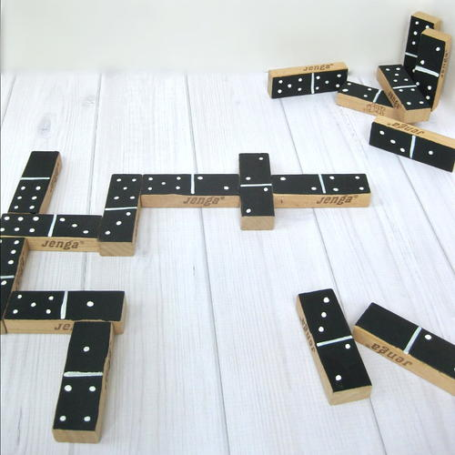 Diy Dominoes