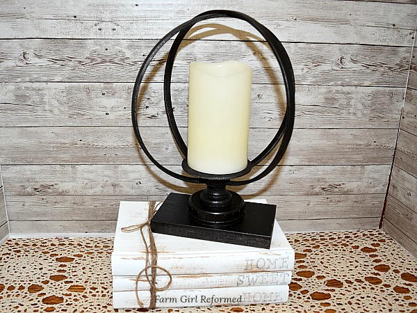Orb Candle Holder
