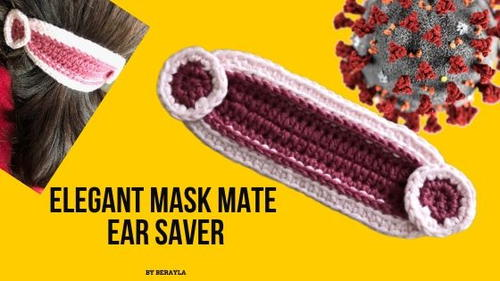 Elegant Mask Mate Ear Saver