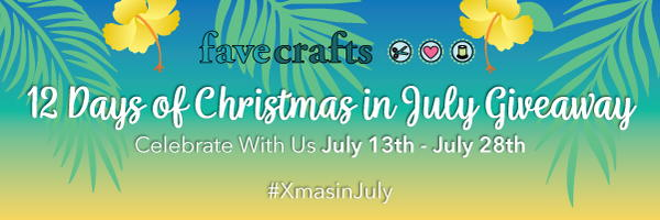 12 Days Christmas in July