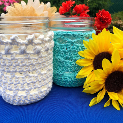 Picnic In The Park Jar Cozies