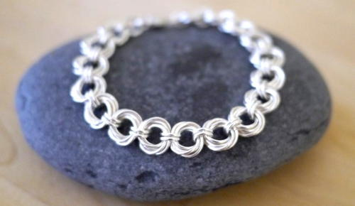 How To Make A Chunky Chain Bracelet