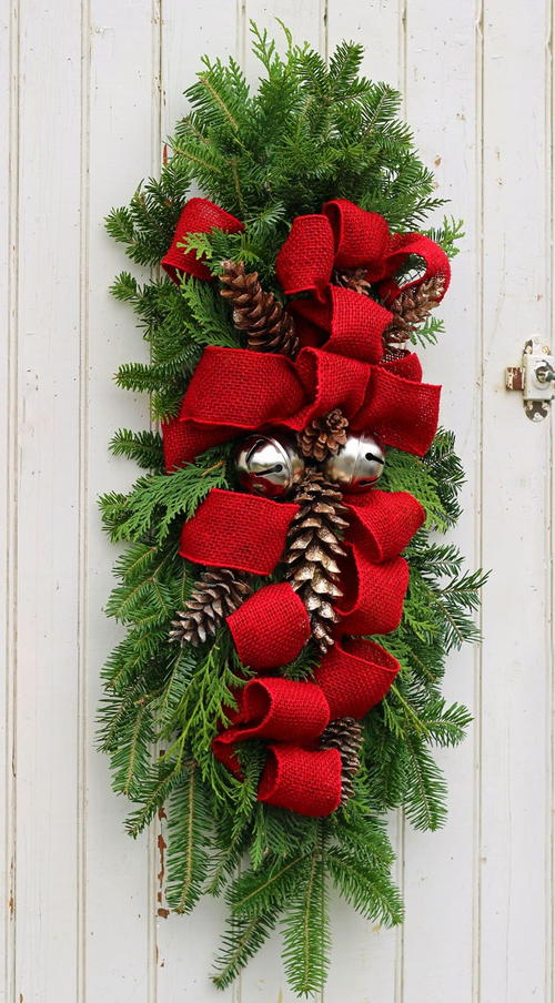 Christmas Swag Wreath