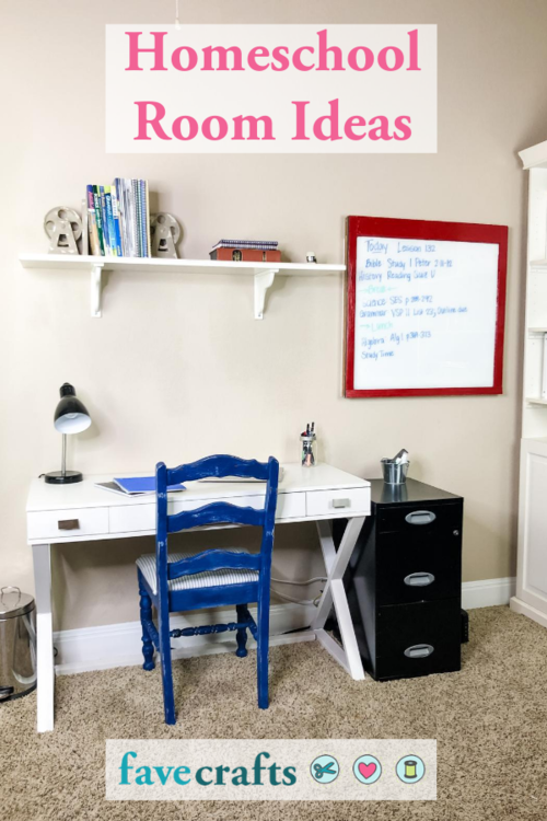 Homeschool Room Ideas