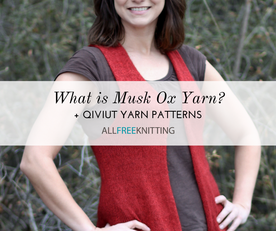 Knitting Patterns For Qiviut Yarn
