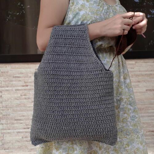 Easy Yarn Bag