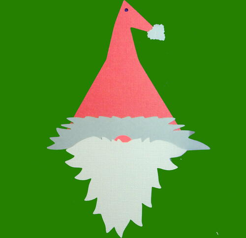 Dirty Little Santa Gnome