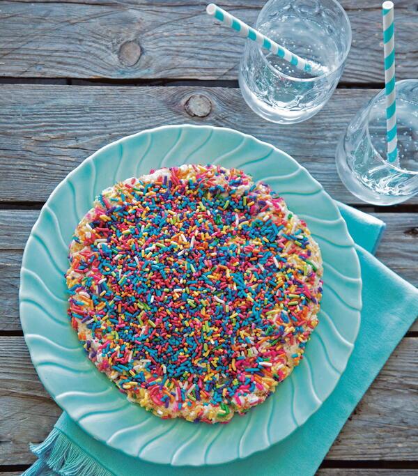 Birthday Sprinkles Sugar Cookie