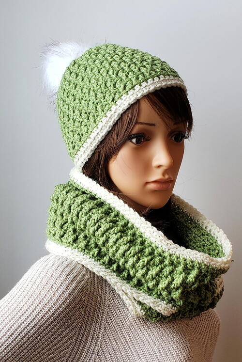 Alpine Stitch Hat