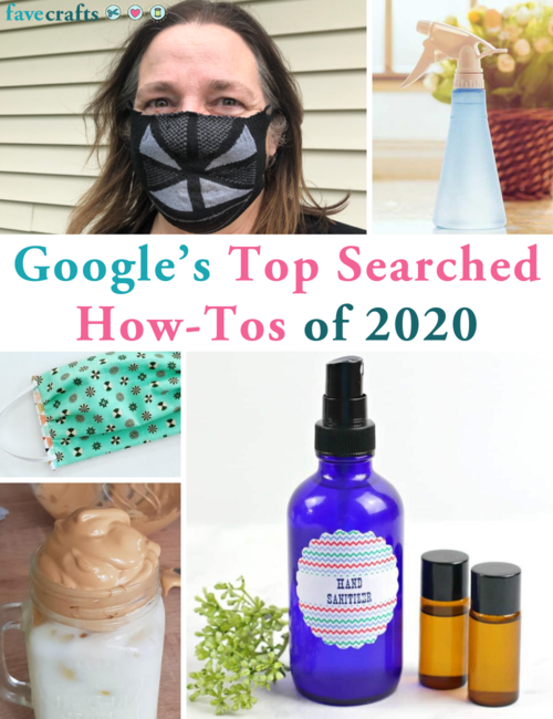 Googles Top Searched How-Tos of 2020